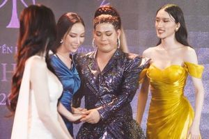 Netizen tranh cãi khi Vũ Thu Phương bị loại trước thềm Chung kết 'Đại sứ hoàn mỹ'