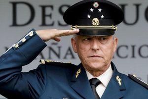 Mỹ thất vọng vì Mexico không truy tố cựu Bộ trưởng Quốc phòng Cienfuegos