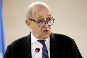 Ngoại trưởng Pháp cảnh báo Iran có khả năng sản xuất vũ khí hạt nhân