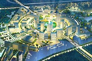 TP.HCM thông tin về khu đô thị đại học quốc tế 3,5 tỉ đô