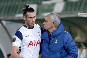Mourinho đưa ra lời cảnh báo với Bale