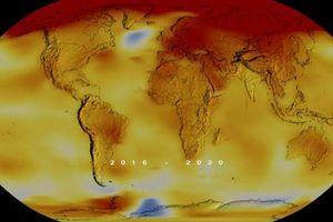 2020 là năm nóng nhất lịch sử
