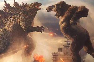 'Godzilla vs. Kong' được chiếu sớm