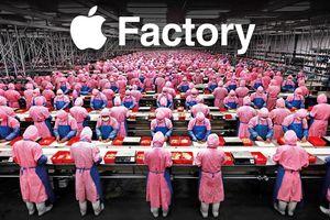 Bên trong nhà máy sản xuất iPhone ở Trung Quốc