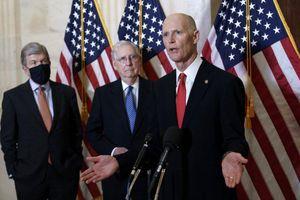 Hàng loạt hãng rút tài trợ đảng Cộng hòa vì vụ bạo loạn Điện Capitol
