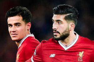 Đội hình Liverpool để thua trên sân nhà lần gần nhất gồm những ai?