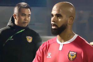 CLB Hà Tĩnh thua ở phút 90+4 sau khi bỏ lỡ 2 quả phạt đền