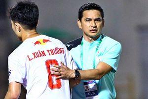 Kiatisuk: 'HAGL chỉ mắc một lỗi khi để thua đội Sài Gòn'