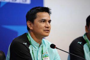 Kiatisuk: 'Mục tiêu có điểm trước CLB Sài Gòn đã thất bại'