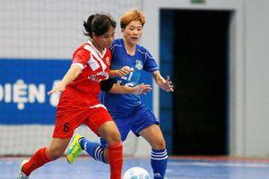 Futsal nữ chạy đà cho SEA Games 31