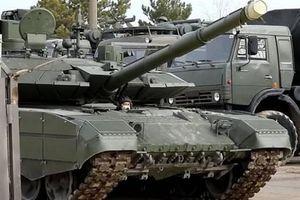 Nga chuyển T-90M đến sát lực lượng Mỹ và phương Tây