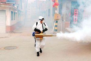 Trung Quốc đẩy mạnh phòng chống đại dịch COVID-19
