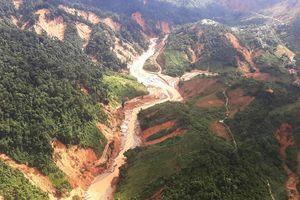 Chuyên gia hiến kế giảm thiểu thiệt hại lũ quét, sạt lở đất ở miền Trung