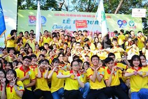 Hơn 50.000 bạn trẻ tham gia chiến dịch Xuân tình nguyện 2021