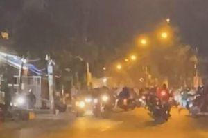 Vây bắt nhóm 'quái xế' trên đường phố TPHCM