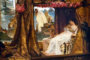 Bí ẩn cung điện của Nữ hoàng Cleopatra bị nhấn chìm xuống biển