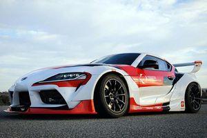 Toyota GR Supra, xe thể thao 'drift tự động' ở tốc độ cao