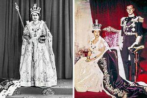 Top những bức ảnh hoàng gia Anh nổi tiếng thế giới