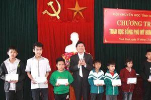 Ninh Bình: Phát triển mạnh phong trào khuyến học, khuyến tài