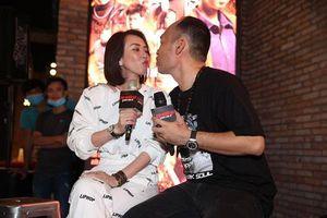 Kỷ niệm 10 năm ngày cưới, Tiến Luật – Thu Trang 'rắc cẩu lương' khiến cư dân mạng tròn mắt ngường mộ