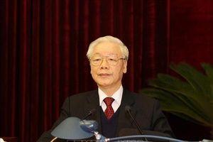 Hội nghị lần thứ 15 Ban Chấp hành Trung ương Đảng thành công tốt đẹp