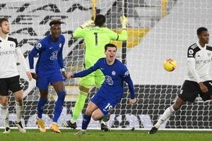 Chơi hơn người, Chelsea thắng nhọc nhằn trước Fulham