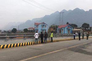 Lãnh đạo tỉnh Lạng Sơn yêu cầu xử lý nghiêm hành vi ném đá trên cao tốc