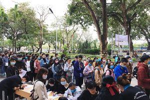 Chủ nhật Đỏ tại Đà Nẵng dự kiến thu về 1000 đơn vị máu