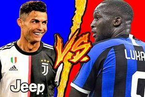 Lukaku - Ronaldo: Hai 'vua' ghi bàn sẽ định đoạt đại chiến Inter vs Juve