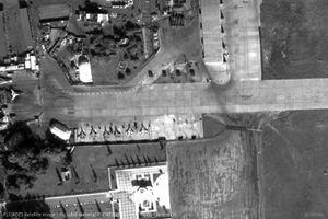 Sáu chiếc MiG-29 không xác định được tìm thấy tại căn cứ Hmeimim