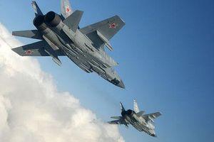 Lo Mỹ gia tăng ảnh hưởng ở Bắc Cực, Nga điều MiG-31 tới Novaya Zemlya