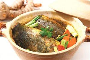 Cá rô kho nghệ, món ăn ngon dân dã bổ dưỡng cả nhà đều mê