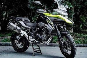 Benelli TRK 502X 2021 ra mắt, giá từ 195 triệu đồng
