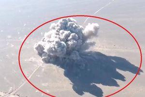 Iran phô diễn khả năng đánh trúng, chụm của tên lửa đạn đạo