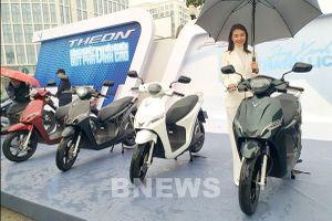 VinFast giới thiệu ra bộ đôi xe máy điện Theon và Feliz hoàn toàn mới