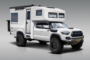 Xe cắm trại TruckHouse trị giá 285 nghìn USD