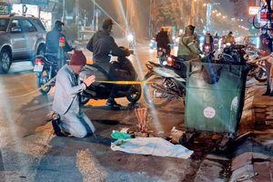 Vụ thai nhi bị vứt bỏ cạnh thùng rác, ô tô đè trúng thương tâm: Phát hiện có người lạ đốt vàng mã