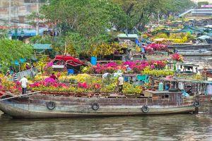 Những phiên chợ chỉ họp 1 lần duy nhất vào trước Tết ở Sài Gòn