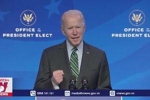 Tổng thống đắc cử Mỹ tiếp tục kiện toàn nội các