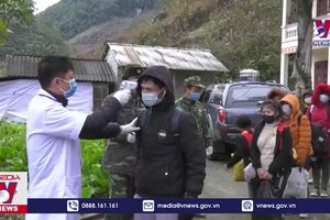 Lào Cai bắt giữ 35 đối tượng vượt biên trái phép