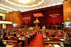 Bế mạc Hội nghị Trung ương 15 khóa XII