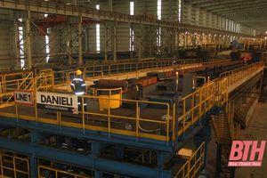 Nhà máy luyện cán thép Nghi Sơn nộp ngân sách Nhà nước hơn 800 tỷ đồng