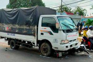 Tài xế ngủ gật tông 5 học sinh ở An Giang: 1 em tử vong do đa chấn thương