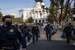 Triển khai lực lượng Vệ binh Quốc gia cho ngày ông Biden nhậm chức