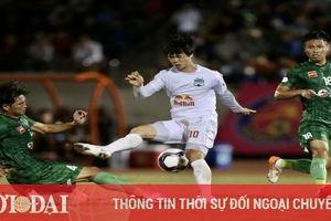 Kết quả, Bảng xếp hạng V-League 2021 (17/1): HAGL 'sảy chân' trận mở màn, Nam Định đứng số 1