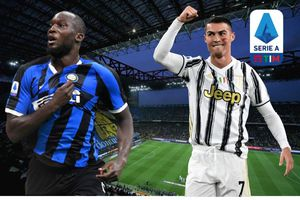 Dự đoán kết quả, đội hình xuất phát trận Inter - Juventus