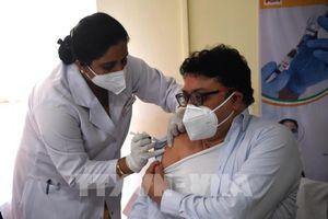 Chiến dịch tiêm chủng ngừa Covid-19 của Ấn Độ gặp trục trặc