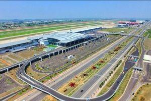 Đề xuất đặt 3 nhà ga metro trong phạm vi cảng hàng không quốc tế Nội Bài