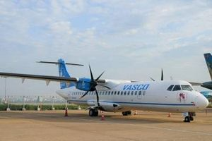 Vietnam Airlines và VASCO khai thác trở lại đường bay TP.HCM - Rạch Giá