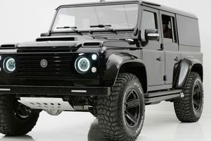 Land Rover Defender bản độ Spec 1.2 'sang xịn'